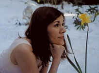 Mary Lauren in Rick Hamilton's short film Dream of Spring